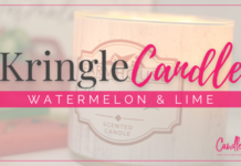 Kringle Watermelon Lime Candle Review