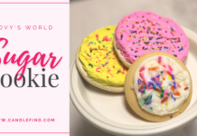 Lovy's World Sugar Cookie Wax Melt Review