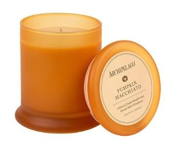 Pumpkin Macchiato Candle – Archipelago