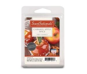 ScentSationals Caramel Apple Wax Melts