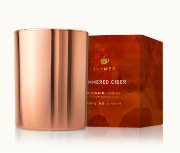 Simmered Cider Candle – Thymes