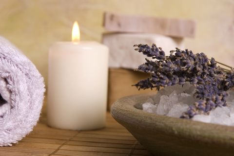 Lavender Balsam Scented Candle review