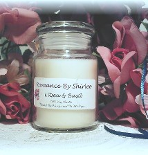 Romance by Shirlee scented candle review, Candlefind.com, the site for candle lovers