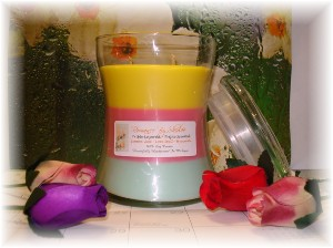 Romance by Shirlee scented candle review