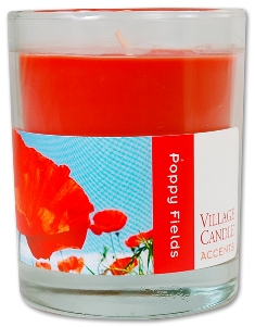 Village Accents Collection scented candle review