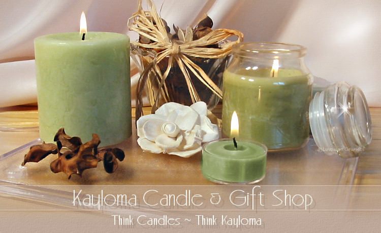 Kayloma Candle review, Candlefind.com, the site for candle lovers
