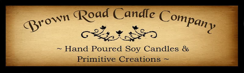 Brown Road Candle Co scented candle review, Candlefind.com, the site for candle lovers