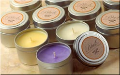 Blush Candles Review, Candlefind.com, the site for candle lovers