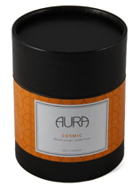 "Aura ""Cosmic"" Scented candle review from Aura Candles"