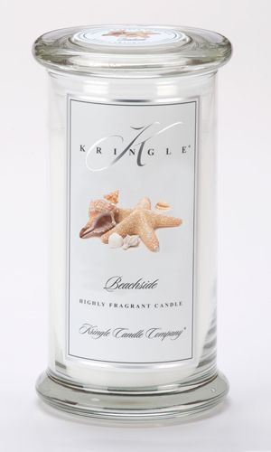Beachside candle from Kringle Candle Co