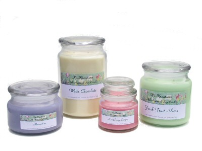 K's Kreations candles