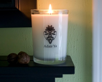 Adair Ya scented candle review