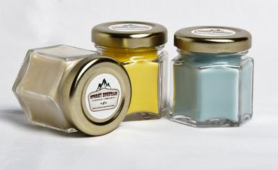 Stormy Mountain Candles Try Me Mini Collection