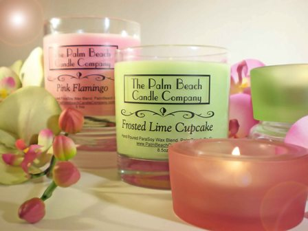 Palm Beach Candle Company scented candle review