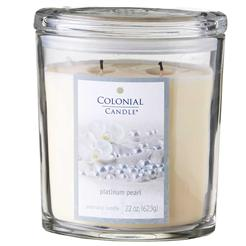 Colonial Candles review, Candlefind.com, the site for candle lovers