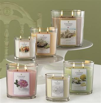 Colonial Candles - Summer scents