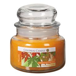 Colonial Candle Falling Leaves scented candle review