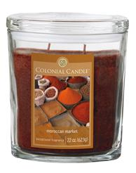 Colonial Candle Moroccan Market scented candle review