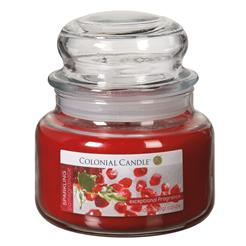 Colonial Candle Sparkling Pomegranate scented candle review