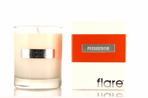 Flare Persimmon Scented Candle Review