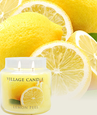 Village Candles summer scented candle review