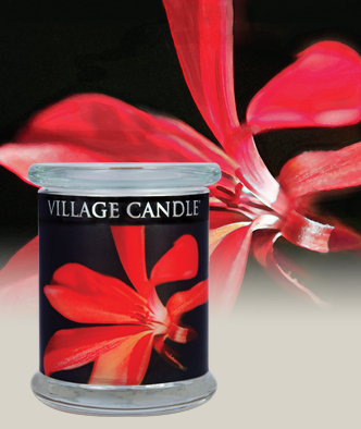 Review of Exotica Radiance Wood Wick candle from Village Candle