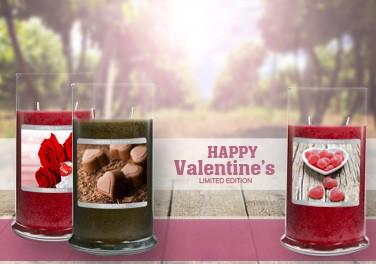 Goose Creek Valentine's Candles