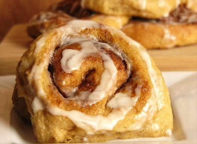 Cinnamon Buns scented melts from Our Own Candle Co