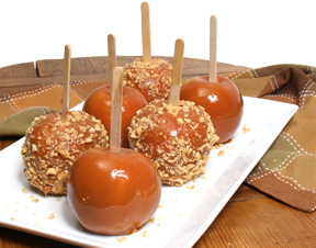 Caramel Apples scented candle review