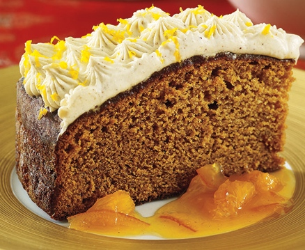 Orange Gingerbread
