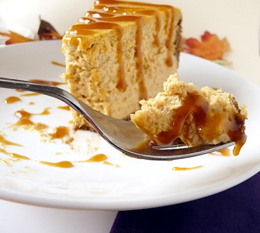 Pumpkin Cheesecake from Tomslitehouse