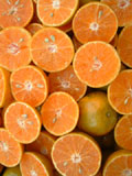 Clementine Orange Slices