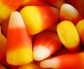 candy corn scented melts
