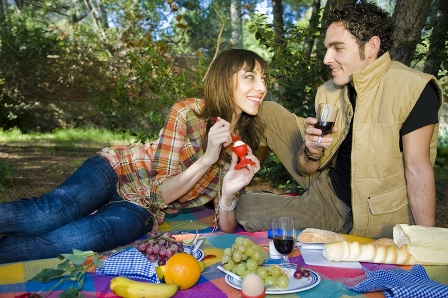 Picnic, Gold Canyon Candles, candlefind.com, the site for candle lovers