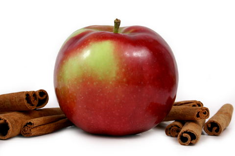 Apple cinnamon from Friendly Fumes, Candlefind.com, the site for candle lovers