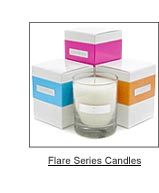 Flare Candles from Soular Therapy