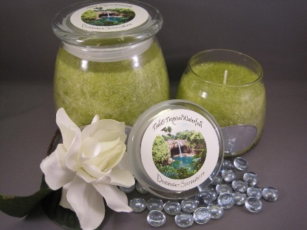 By the Bay Botanicals scented candle review