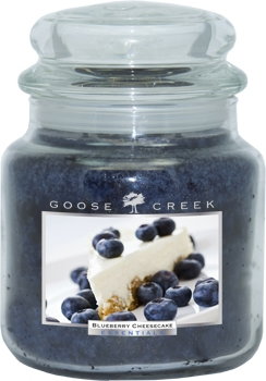 Blueberry cheesecake from Goose Creek Candles