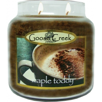 Goose Creek Hot Maple Toddy scented candle review