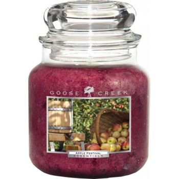 Goose Creek Apple Festival candle