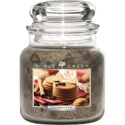 Goose Creek Winter Carnival Candle review