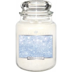 Goose Creek Sparkling citrus candle