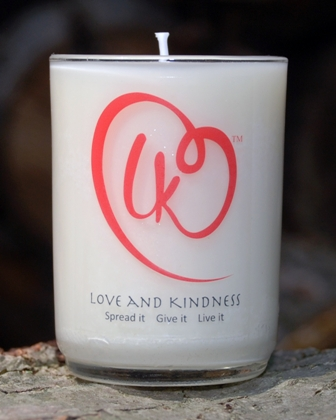 Love And Kindness Candle Review
