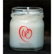 Love And Kindness Candle Review - mini candle