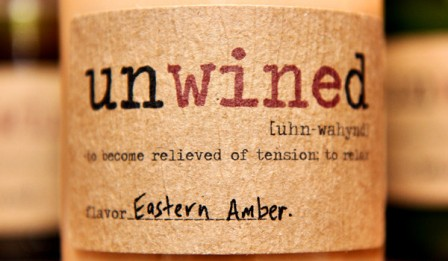 Eastern Amber from Unwined Candles