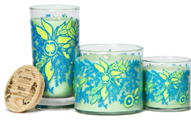 Tru Melange glass candle review