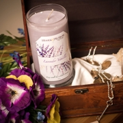 Hidden Treasures candle review