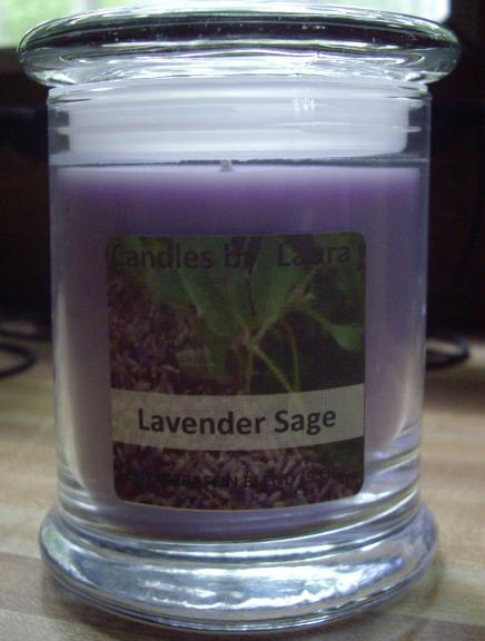 Candles by Laura - candle review
