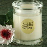 scentable candle review