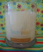 North Wood Candle Company scented candle and melt review